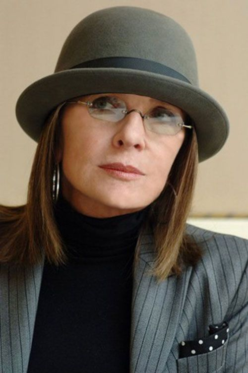 Diane Keaton . http://www.worldpropertyjournal.com/featured-columnists/diane-keaton-beverly-hills-homes-martin-luther-king-jr-anne-archer-obama-tawny-kitaen-tom-hanks-chuck-finley-dexter-scott-king-ryon-644.php