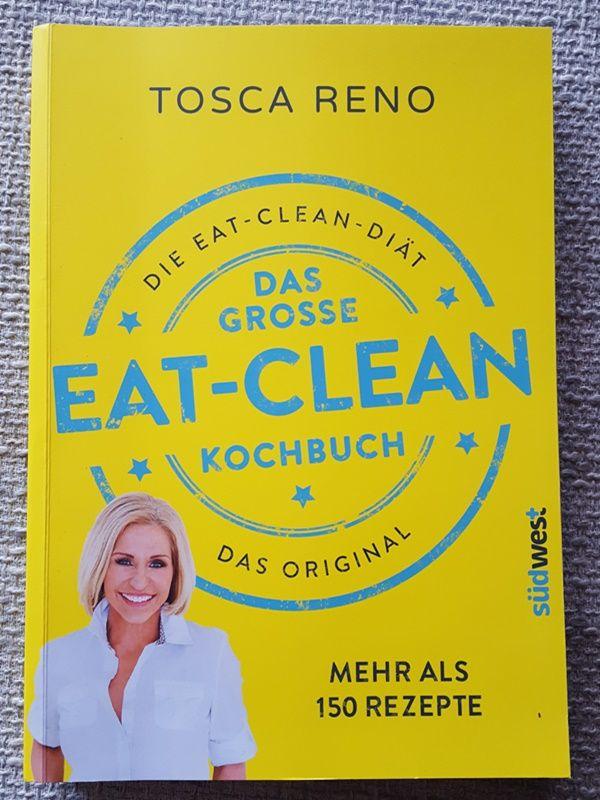 Leckeres Müslirezept und eine Review zum Eat-Clean Kochbuch findet ihr im Blog.