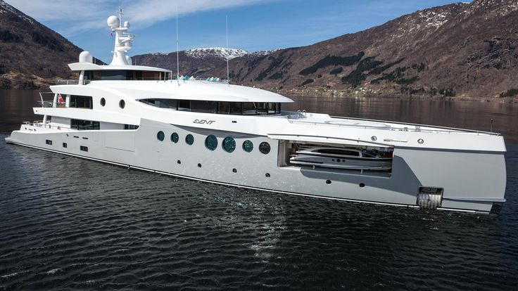 Inside the Amels 199 Limited Editions superyacht Event | Boat International