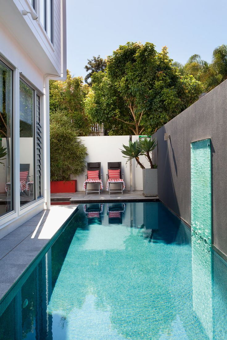 #pool #water #feature #style