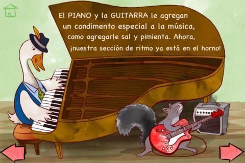 Jugando con el piano