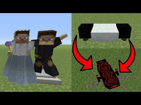 Minecraft - 5 Secret Things That You Can Make in Minecraft! (PS3/4, Xbox, Wii U, Switch, PE, Java) - YouTube