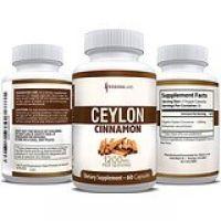 Buy Organic Cinnamon Capsules Dietary Supplement Only $19.99 (Regularly $29.99)