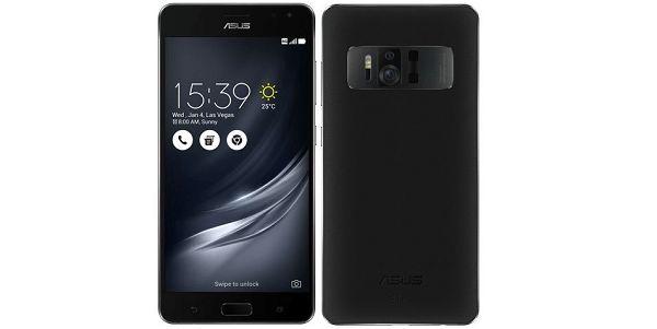 Harga dan Spesifikasi Asus Zenfone AR ZS571KL, Ponsel Quad-core dengan RAM 8 GB dan Kamera Belakang 23 MP – Eratekno News