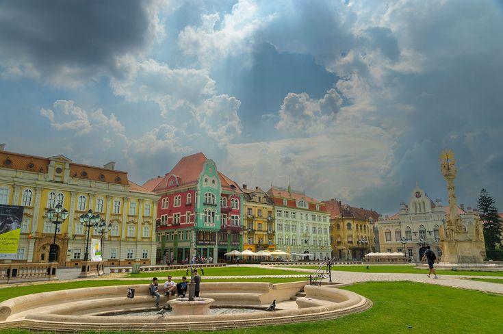 Timisoara Románia, Unirii