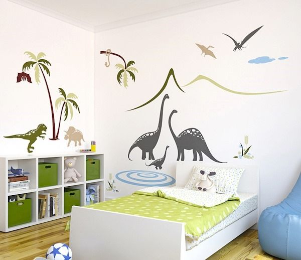 Best 25+ Dinosaur Wall Stickers Ideas On Pinterest | Dinosaur Bedroom, Dinosaur  Wall Decals And Boys Wall Stickers Part 26
