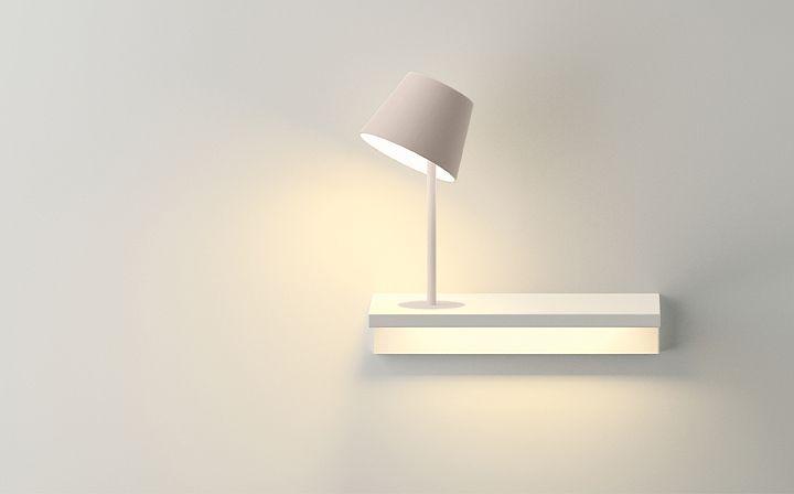 Wall Lamps SUITE 6045 Design by Jordi Vilardell & Meritxell Vidal