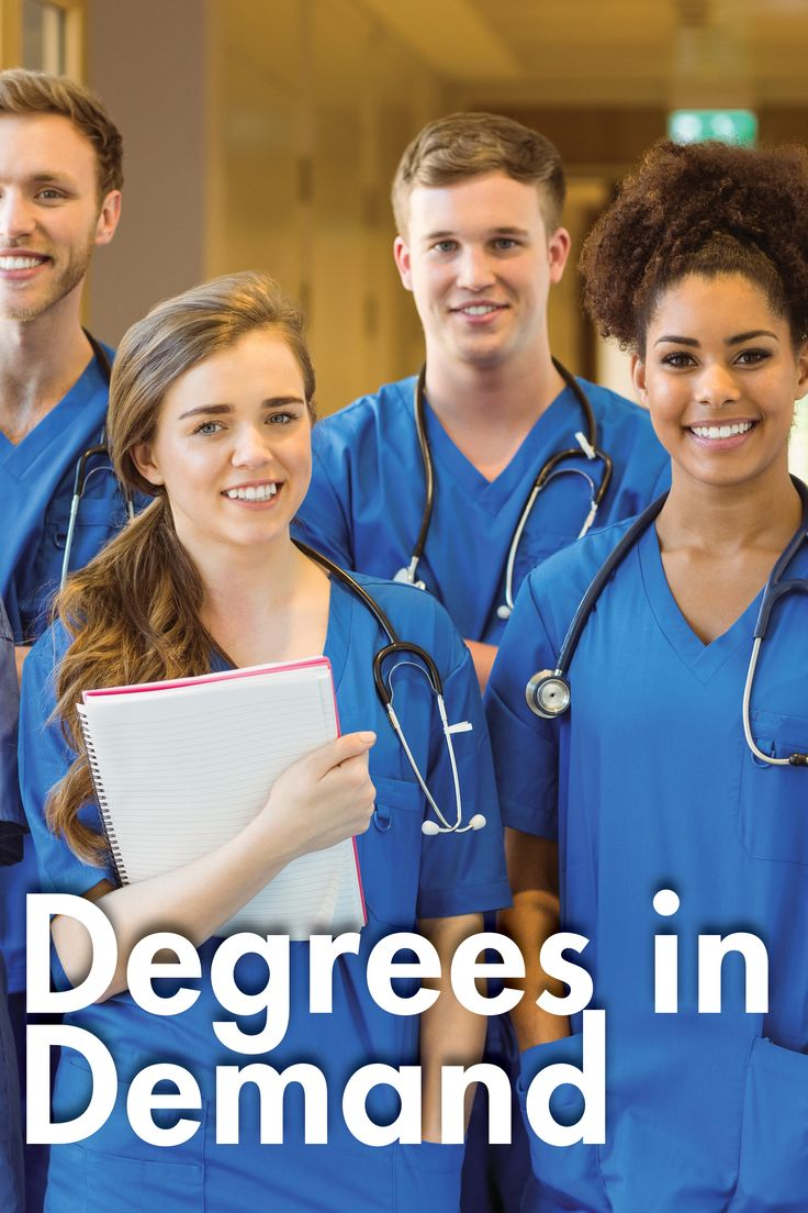 Degrees in Demand What's trending among college degree