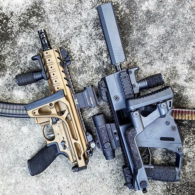 Sig Sauer MPX & Kriss Vector 9mmFind our speedloader now!  http://www.amazon.com/shops/raeind