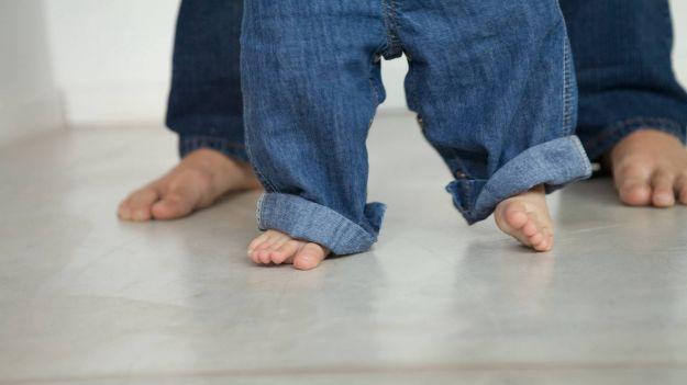 Salute del piede nel bambino: attenzione ai primi passi