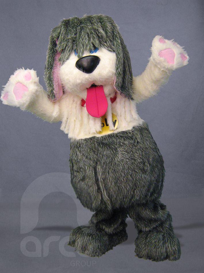 Botargas de Animales: PERROS Y GATOS | Perro Lanudo Grupo Mava ¡Conoce más modelos de botargas de animales, perros y gatos aquí!: http://www.grupoarco.com.mx/venta-de-botargas/botargas-de-animales-en-mexico/