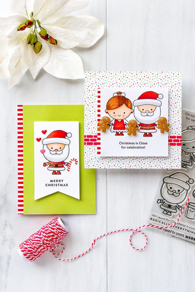 Simon Says Stamp   December 2017 Card Kit – 5 Card Ideas     Yana Smakula