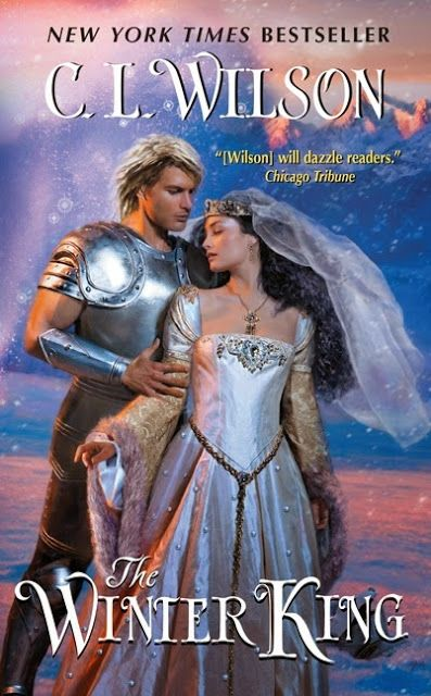 (20) The Winter King by C.L. Wilson | Romantic Epic Fantasy ~ Romance, war, hardship, heartache and magic. All of the elements of a special epic fantasy. An Epic Fantasy Romance mix. And despite the fact that I normally stay away from romance novels, I really liked this one.