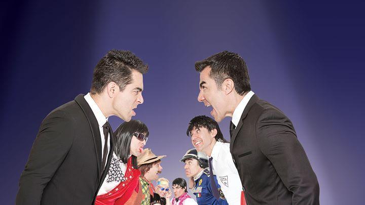 Imparables, El Show - Adrian Uribe y Omar Chaparro - http://fullofevents.com/lasvegas/event/imparables-el-show-adrian-uribe-y-omar-chaparro-2/ #lasvegasevents #Imparables, El Show - Adrian Uribe y Omar Chaparro