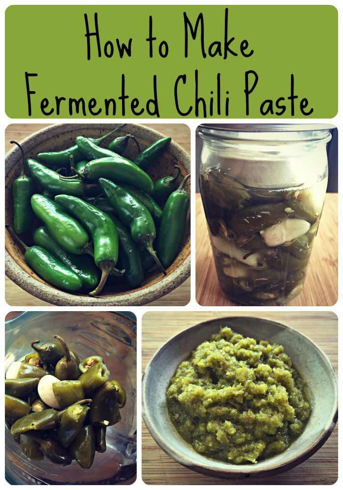 Fermented Chili Paste