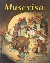 Jul med Alf Prøysen. Herlige illustrasjoner av Kjell Midthun.
