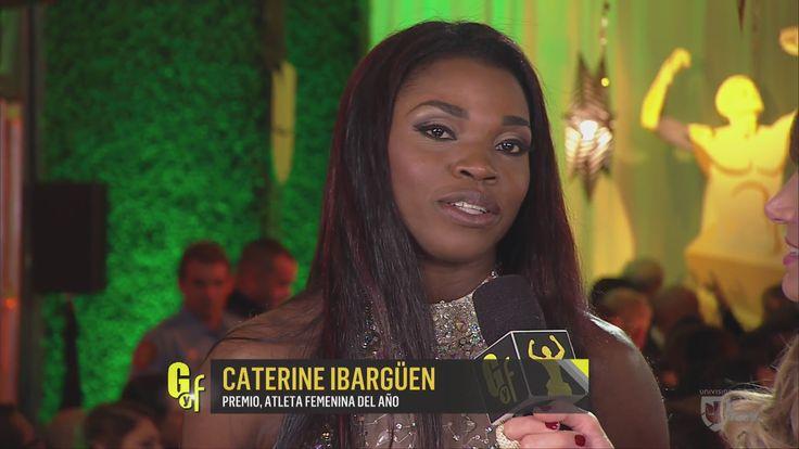 caterine ibarguen | Caterine Ibargüen ganó el premio como Atleta Femenina del Año ...