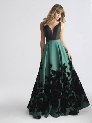 a0d01610d1409 prom shop | My Sister's Closet | Green with envy prom looks in 2019 ...