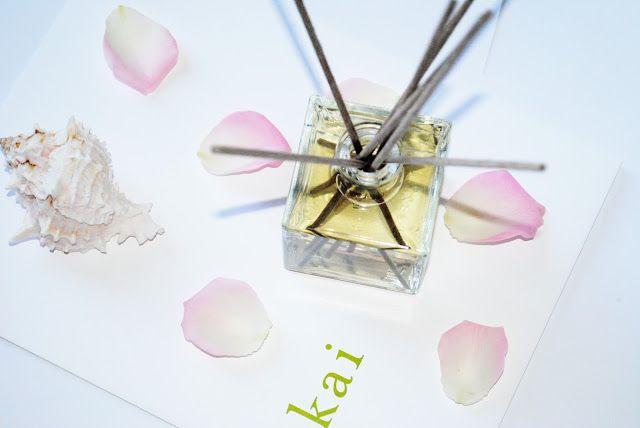 BEAUTYFASHION: KAI Fragrance Reed Diffuser