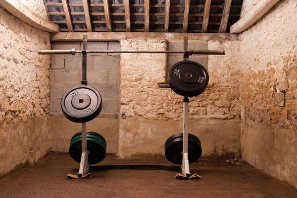 Inspirational Garage Gyms & Ideas Gallery Pg 8