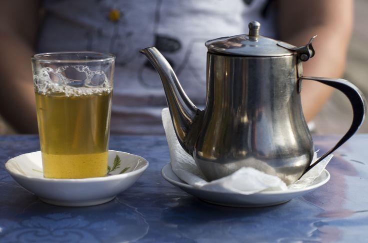 Moroccan tea, Morocco
