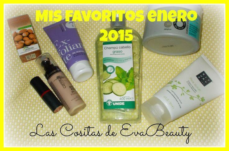 Mis favoritos de Enero 2015. #lascositasdeevabeauty #blogger #beautyblogger #makeup #maquillaje #belleza #beauty #favoritos #essence #catrice #deliplus #mercadona