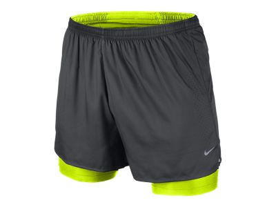 "Nike Pro Combat Core Two-In-One Compression 4"" Men's Running Shorts"