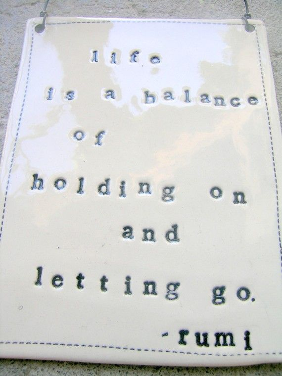 I would rather do the holding...