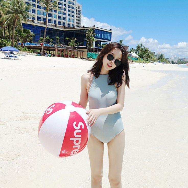 $19.45 (Buy here: https://alitems.com/g/1e8d114494ebda23ff8b16525dc3e8/?i=5&ulp=https%3A%2F%2Fwww.aliexpress.com%2Fitem%2F2016-new-sexy-small-chest-boxer-slim-slim-skirt-gathered-Siamese-style-spa-bathing-suit%2F32689544149.html ) Swimming Suit For Women Girls Swiming Bikini Plus Size Woman Swimsuit 2016 New Bk426 Lycra Plavky Badpakken Costume Da Bagno for just $19.45