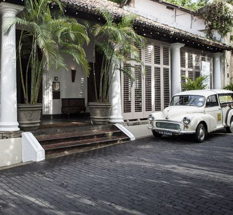 Gallery - Galle Fort Hotel