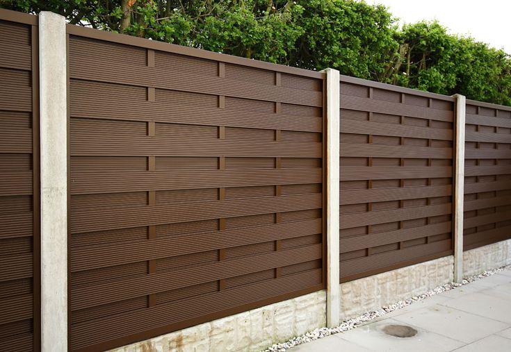 1000 ideas about composite fencing on pinterest vinyl. Black Bedroom Furniture Sets. Home Design Ideas