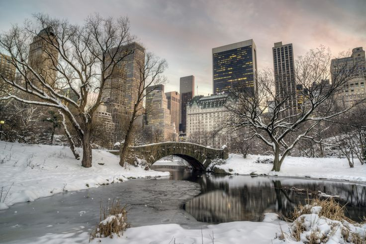 The most romantic places on earth New York City - USA It may not be known for its love and kindness, but New York City is actually a pretty romantic city to visit - especially in the winter. There's something sweet about getting rugged up for a stroll along the High Line, ice-skating at the Wollman Rink in Central Park, and walking hand in hand across famed the Brooklyn Bridge.