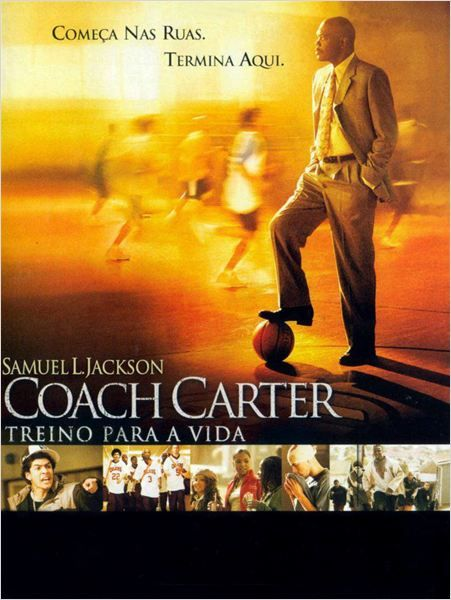 Coach Carter - Treino para a Vida : poster