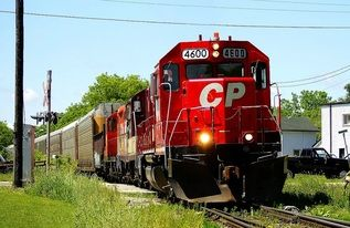 #ShipyourCar by Train with Safety and Efficiency