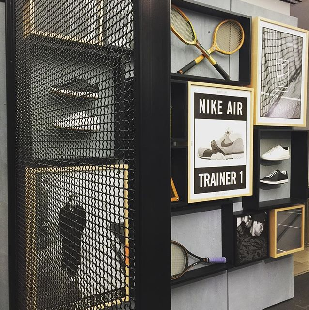 Check out this @Behance project: NIKE TOWN NYC - US OPEN www.behance.net/...