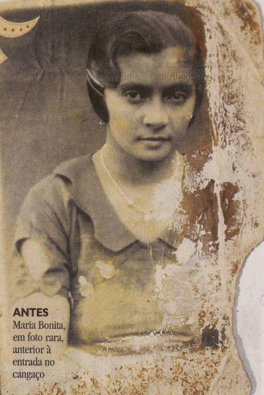 Maria Bonita antes de entrar no cangaço