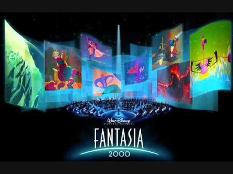 Disney's Fantasia 2000: Firebird Suite - YouTube