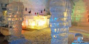 Snow City. Berhubung suka banget sama hal yang berbau salju, nah ini tempat yg ingin bgt gue datengin sm kak tian nanti hehehe. Kota salju buatan ini bisa membuat anda berasa seperti merasakan musim dingin di eropa.  Main ice-skating, lempar-lemparan bola salju, hingga bermain ban seluncur. Dijamin seru deh...apalagi pergi nya ama kak Tian :3 #SGTravelBuddy