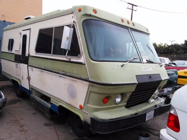 Used RVs 1972 Dodge Cabana Motorhome For Sale For Sale by Owner