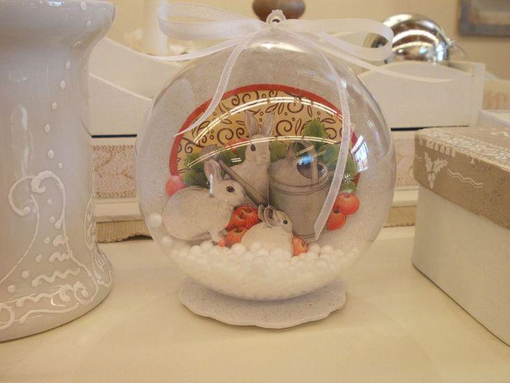 Csodálatos varázsvilág a karácsonyfán! Saját készítésű hógömbbel mini mesevilágot csempészhetünk otthonunkba, vagy ajándékozhatunk szeretteinknek!