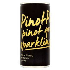 Pinot Pinot Pinot Grigio Sparkling 200Ml - Groceries - Tesco Groceries