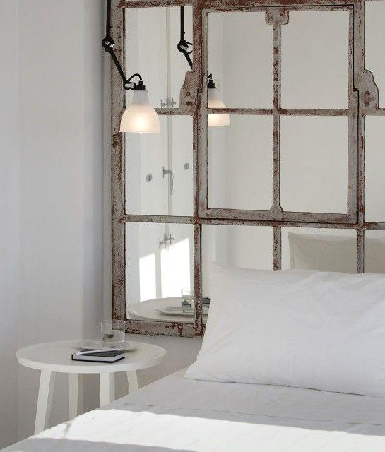 Erosantorini Guestroom on Santorini