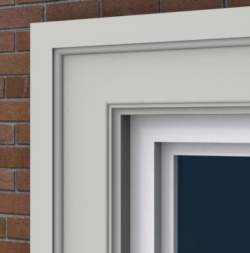 26 best Exterior Foam Window + Door Trim images on Pinterest ...