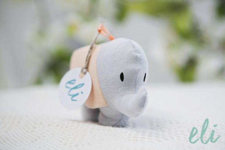 zabawka słonik eli