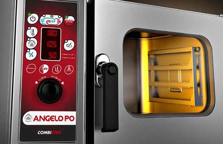 Combi compact oven - In the context of combi ovens for professional food service, the FM 423 compact ovens are sturdy and reliable cooking appliances for à la carte food service or for cooking any type of food. They can be used on a table, under the stovetop or for private homes, in recessed solutions.