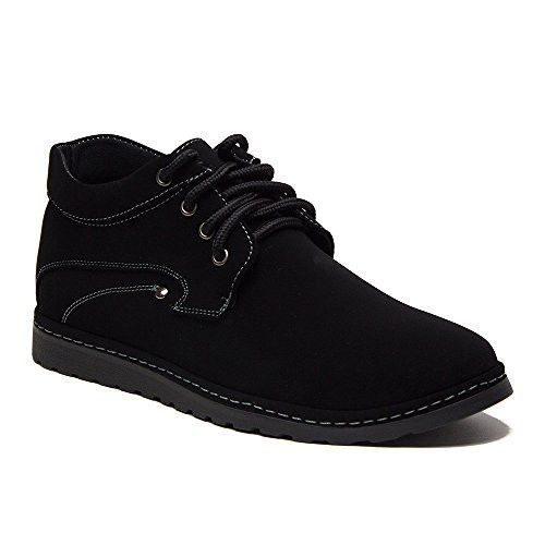 New Men's WH-B202 Suede Ankle High Top Chukka Sneakers Boots