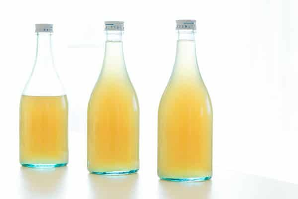 This ginger and lemongrass syrup is the perfect way to preserve ginger. Use it for marinades, as a sweetener for tea, or to make homemade ginger ale.