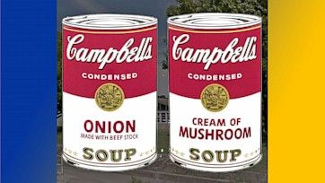 Good Morning America: 04/10/16: Famed 'Campbell Soup' Andy Warhol ...