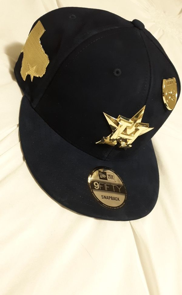 Gold Plated Houston Astros Bun B Ugk Trill Exclusive Hat For Sale In Houston Tx Offerup Hats For Sale Hats Astros Hat