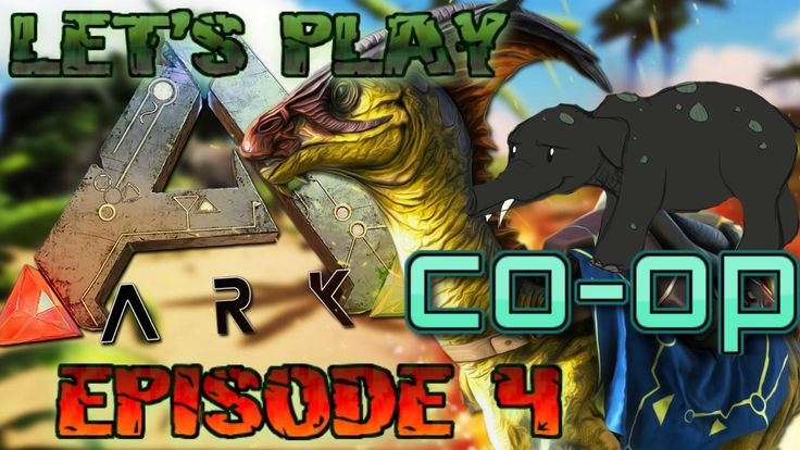 Time to tame! - Let's play Ark Survival Xbox one Episode 4